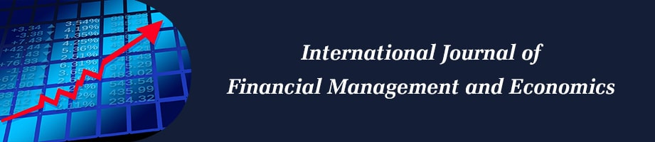 International Journal of Financial Management and Economics